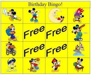 Mickey Mouse Birthday Party – Part 2 of 3