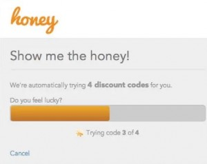 On-line Shopping: Add the Honey Plug-in to your Browser