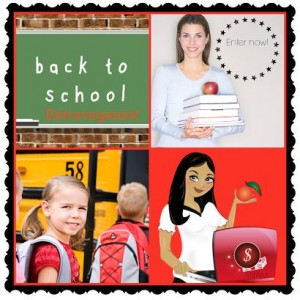 Guest Post: Back to School Extravaganza Giveaway