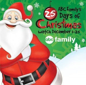 ABC Family: Countdown and 25 Days of Christmas