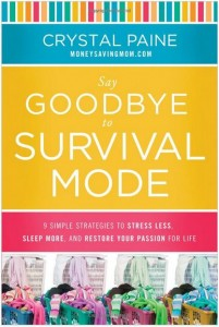 Book Review: Say Goodbye to Survival Mode