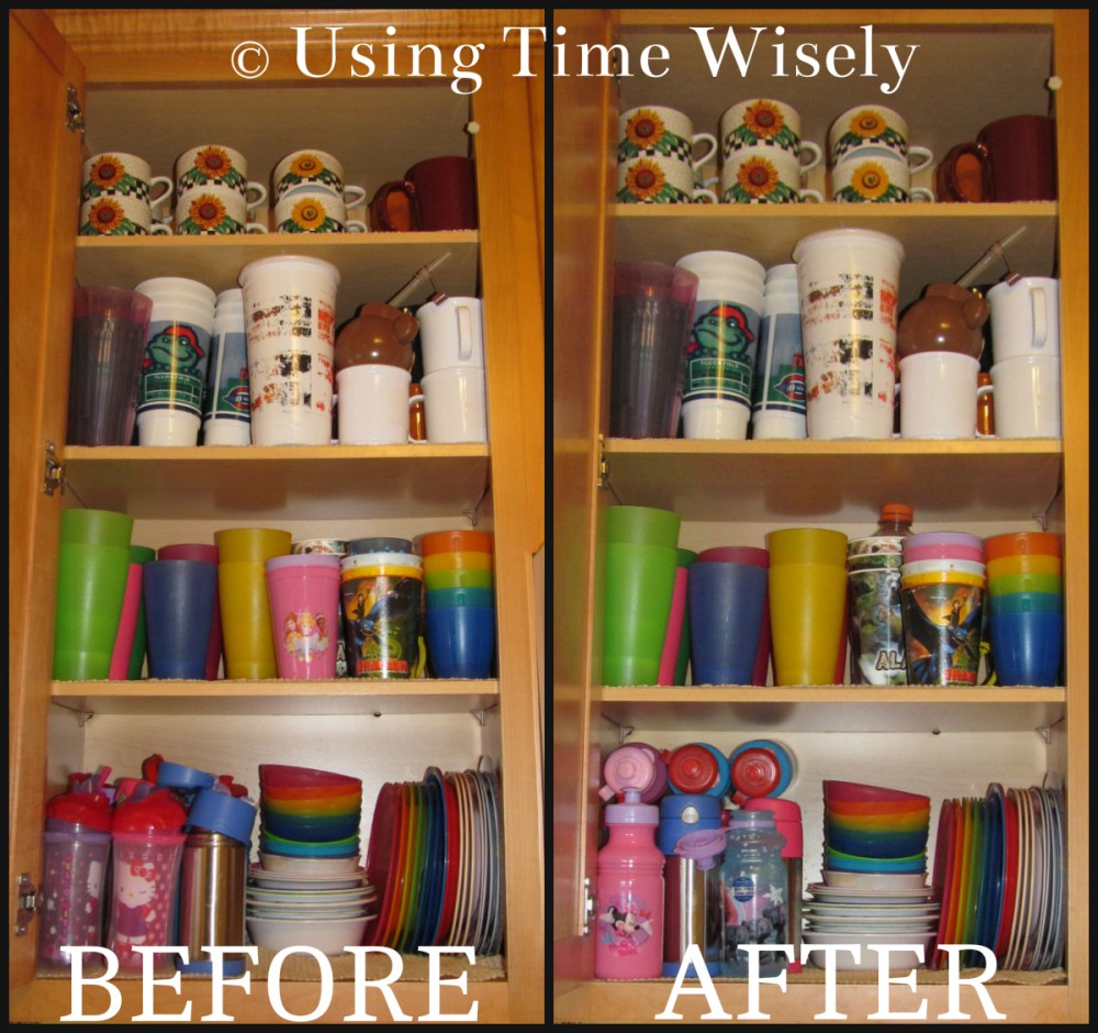 Organize Kitchen Cabinets: best way to organize kitchen cabinets and drawers