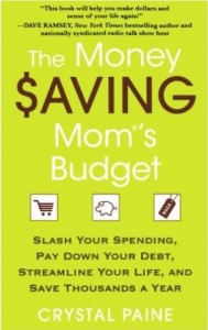 Money Saving Mom's Budget