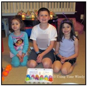 2014 Easter Activities: Resurrection Eggs