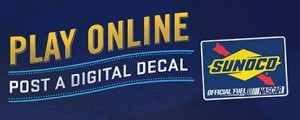 Sunoco: The FREE Fuel 5000 Online Decal Hunt